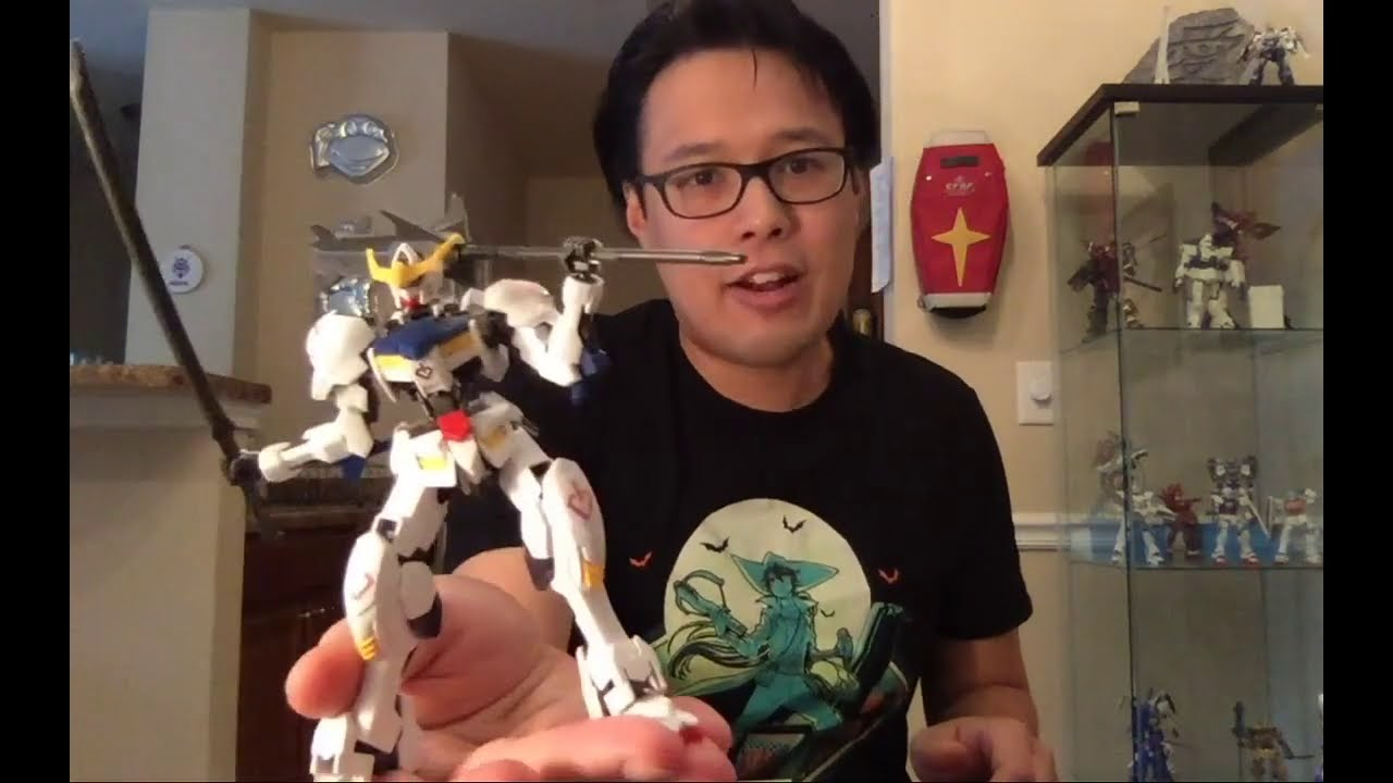 Gundam Workshop - MomoCon x JapanFest Atlanta 2020