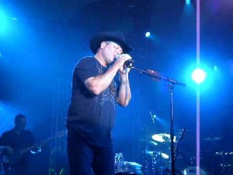 John Michael Montgomery - I Can Love You Like That 2009 @ Snoqualmie, WA, July 17