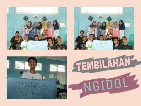 TEMBILAHAN NGIDOL -  (Parodi Indonesian Idol)