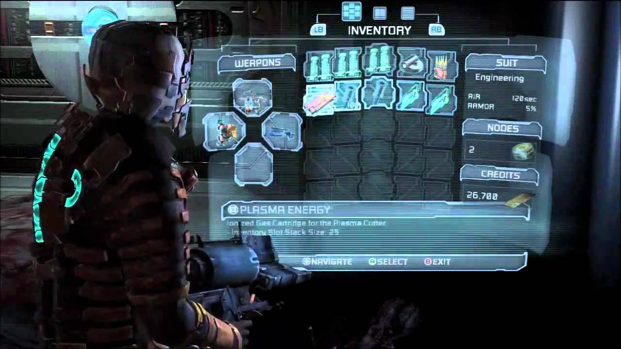 Dead Space 2 Walkthrough: Chapter 6 - Part 1 (PS3/X360/PC ...