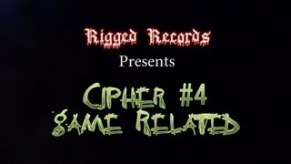 RR Cipher #4 - Game Related (feat. Thinx, J-MoRR, and MattOmatic)