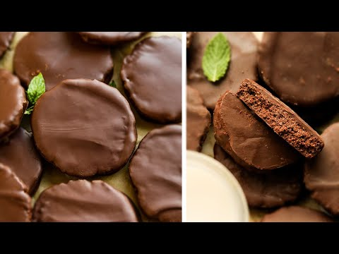 Keto THIN MINT Girl Scout Cookies   Just over 1 NET CARB