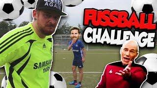 Fussball Challenge vs GAMERBROTHER | Das kann doch nur ein PRANK sein ?!