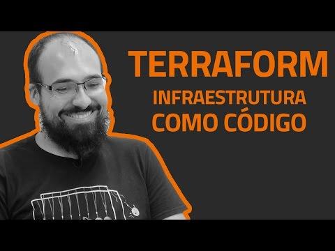 Talk #37 - Terraform: infraestrutura como código