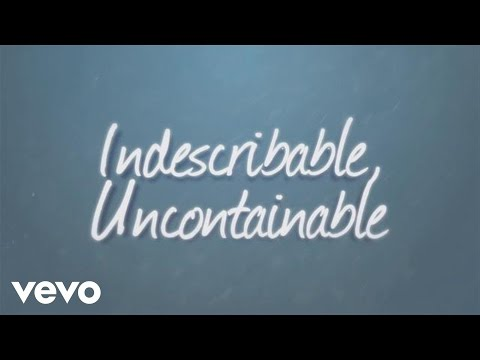 Laura Story - Indescribable (Official Lyric Video)