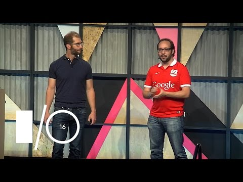 Election 2016: The big data showdown - Google I/O 2016