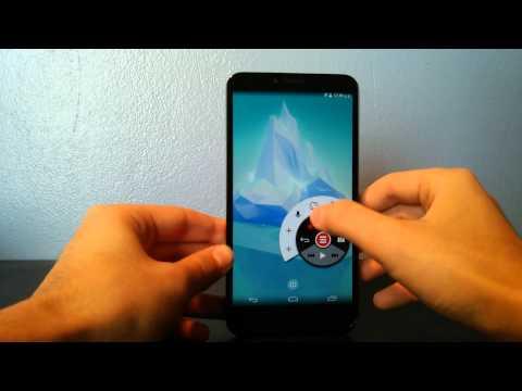 Vodafone Smart 4 max review - Ανασκόπηση (greek)
