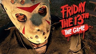 Friday The 13th The Game Gameplay German - Captain KeysJore