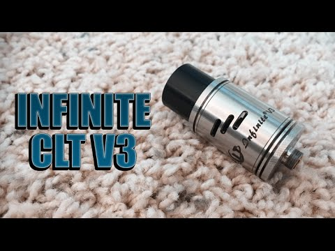 The Infinite CLT V3 ~ Don't use it on a hybrid