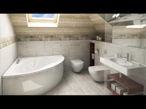 Ceramic Bathroom Tile Design Ideas