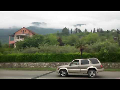 🔵Гагра, июнь 2017 г.🔴Около армянской школы🔵