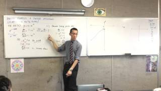 Using Calculus to Graph y = x – e^x