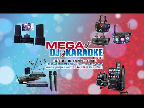 Mega Karaoke DJ Center 2017 Black Friday Sales and Giveaways
