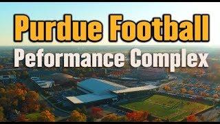 Boiler Bytes: Purdue Football Complex