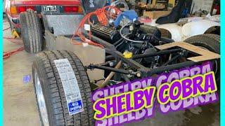Shelby cobra casi listo ✔️