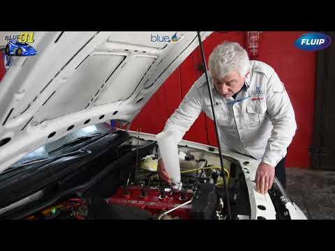 Tagliando Motore Ford Sierra Cosworth