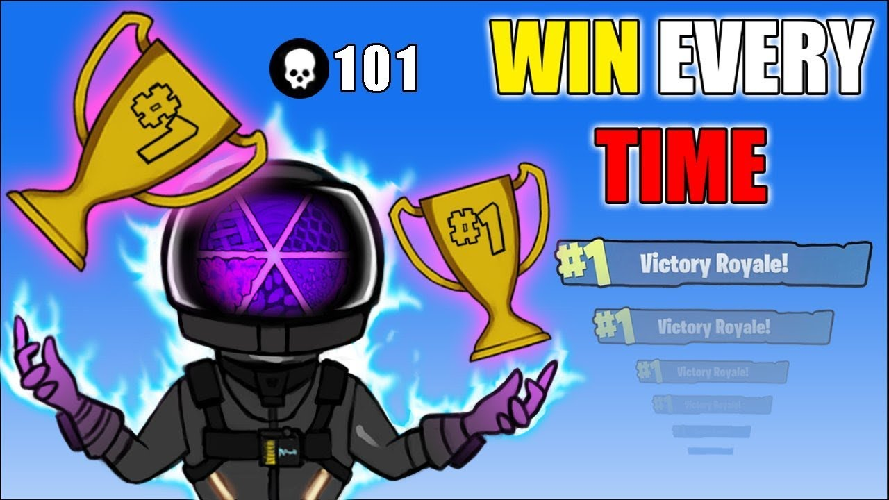 HOW TO WIN EVERY TIME (Ultra Instinct Edition) Fortnite Battle Royale Tips - Xbox, PS4, PC