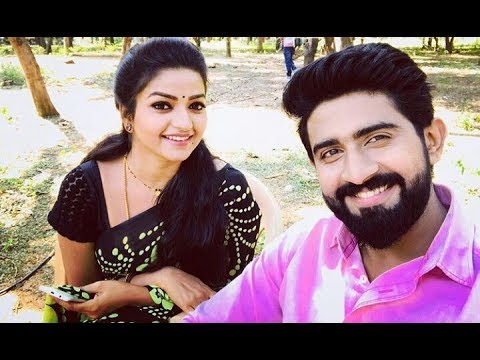 Nandhini Serial Actors Nithya Ram(ganga) And Rahul Ravi Cute Dubsmash Video