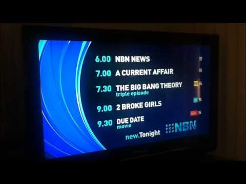 NBN Television Lineup - (13.01.2014)