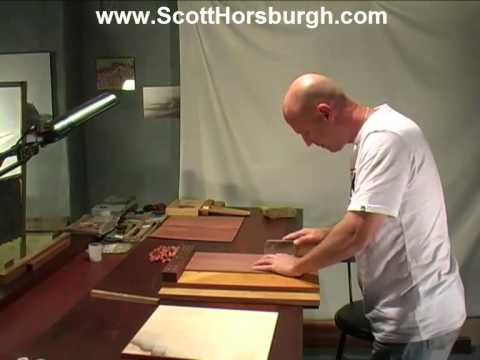 How to Make, Fit and Hang Veneered Wood Doors for Fine Furniture Making