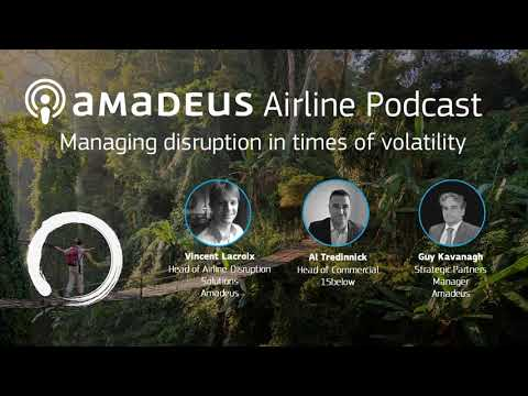 Managing airline disruption in times of volatility