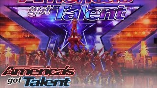 America's Got Talent S14E1: V.Unbeatable Dance Crew From India Create History
