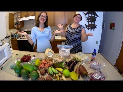 Food Haul Farmers Market Big Island Hawaii | Gay Family Fun
