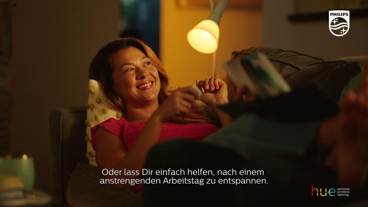 Philips Licht Hue : Philips hue besonderes licht für besondere anlässe youtube