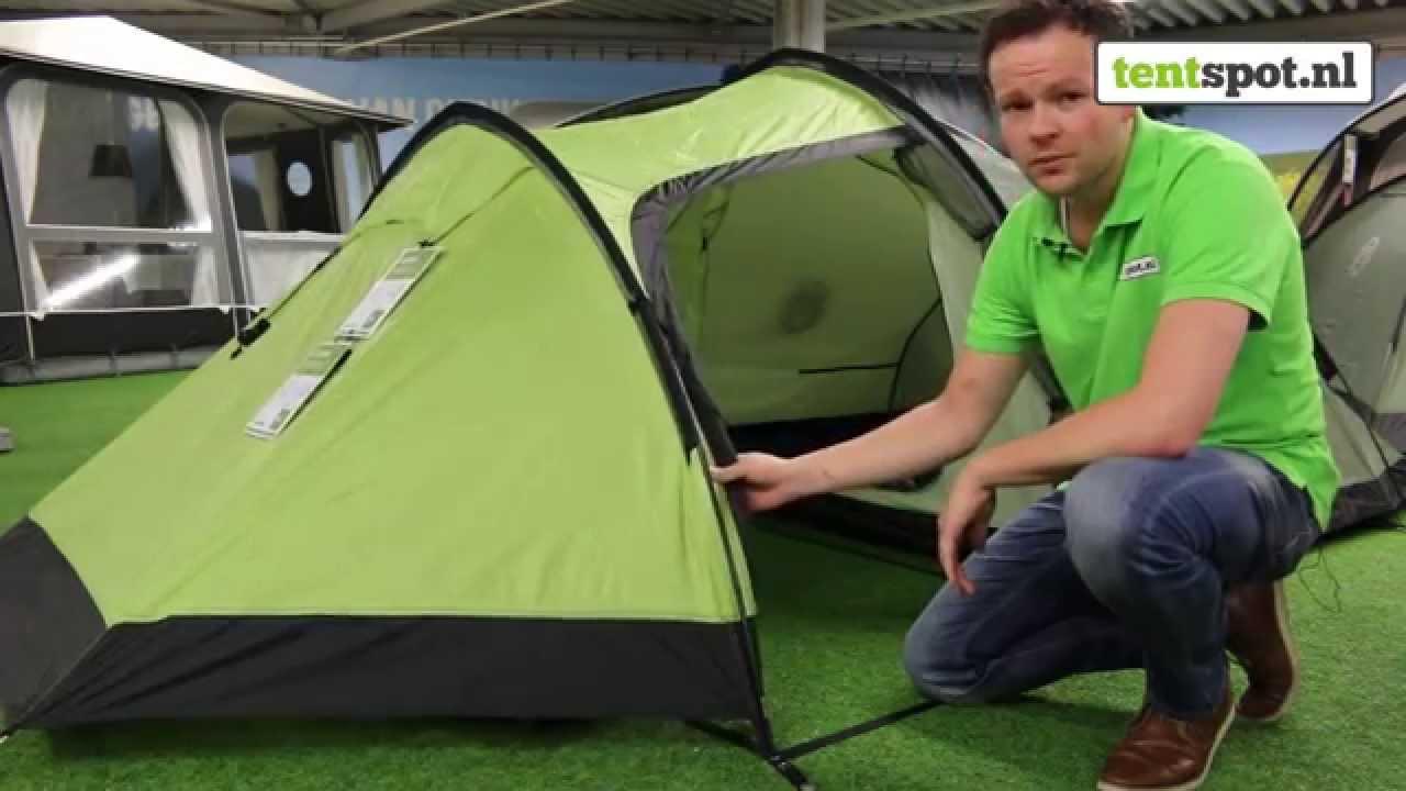 Licht Gewicht Tent : Coleman caucasus lichtgewicht tunneltent youtube