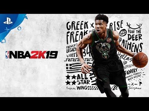 NBA 2K19 — A Boy With A Name (Feat. Giannis Antetokounmpo) | PS4