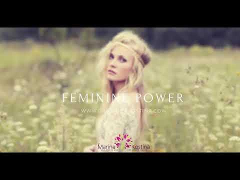 Feminine Power Meditation - YouTube