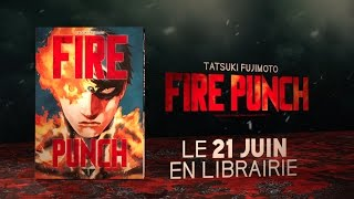 bande-annonce Fire Punch - T.1