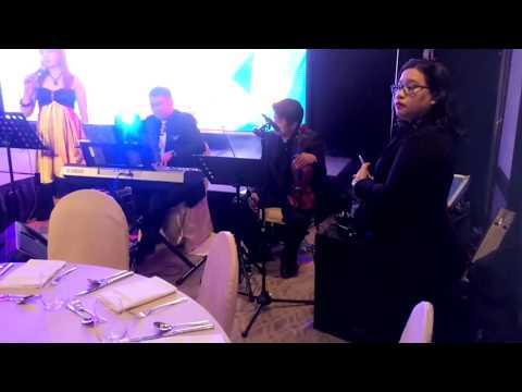 "Corporate Event Musicians Manila Philippines ""Fallen"" TRIO ENSEMBLE MUSIC EVENTS ENTERTAINMENT"