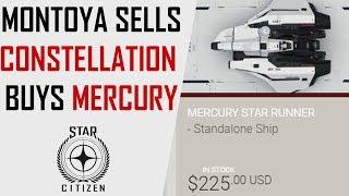 Montoya buys the Mercury Star Runner