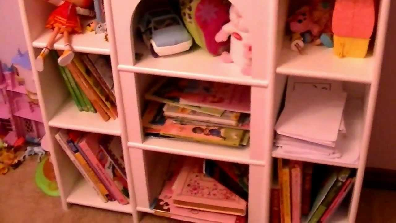 Fairy Princess Room Reveal - How to decorate a kids room on a ...