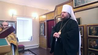 Слово митрополита Ферапонта в праздник Собора трех святителей