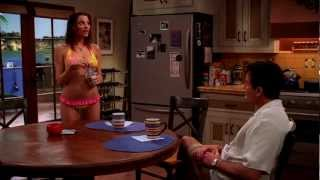 Two and a Half Men:  Brotherly Sex Comparison