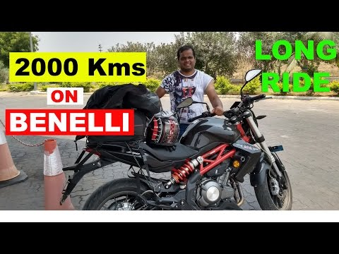 36 hrs - 2000 Kms on BENELLI TNT - Bhubaneswar Hyderabad Bangalore