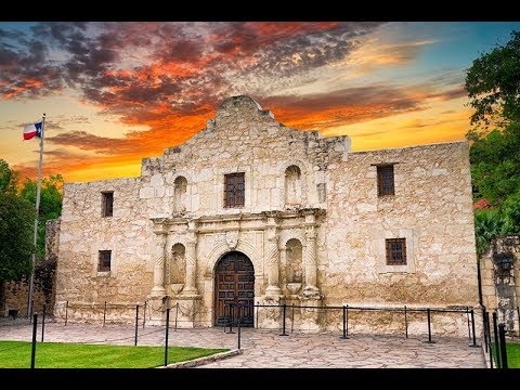 The Alamo Tour | San Antonio TX
