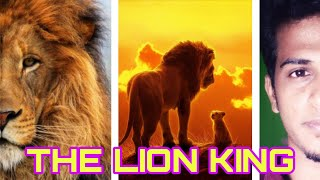 THE LION KING CRACK IN TAMIL   SIMBA   BY SANTHOSHH