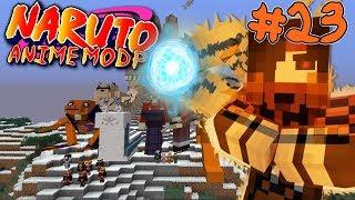 THE ULTIMATE FORBIDDEN JUTSU!! || Naruto Anime Modpack Episode 23 (Minecraft Naruto Anime Mod)