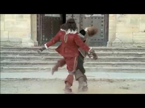 The Four Musketeers1974  D'Artagnan vs. Comte de Rochefort