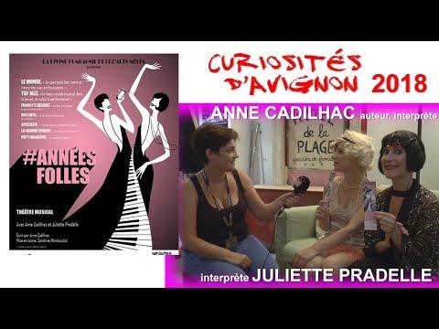 Curiosités d'Avignon - Années folles