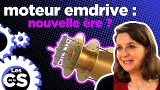 Un nouveau moteur spatial: EMDRIVE - Les chroniques de la science