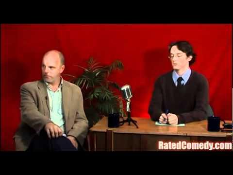 Greg Fleet roasted - Late O'Clock with Rob Hunter