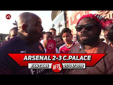 Arsenal 2-3 Crystal Palace | Iwobi Should Have Scored! (Kelechi)