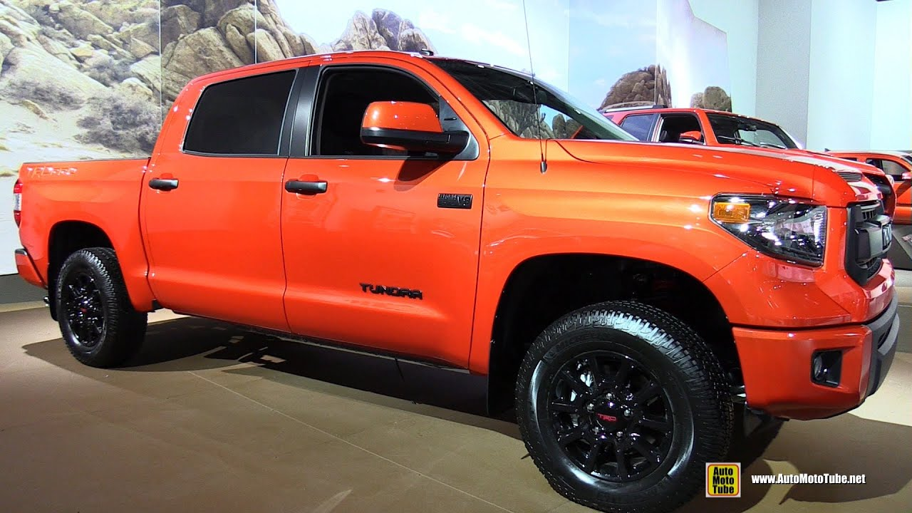 2015 Toyota Tundra Trd Pro Lifted New Upcoming Cars 2019 2020 2004 Double Cab Exterior And