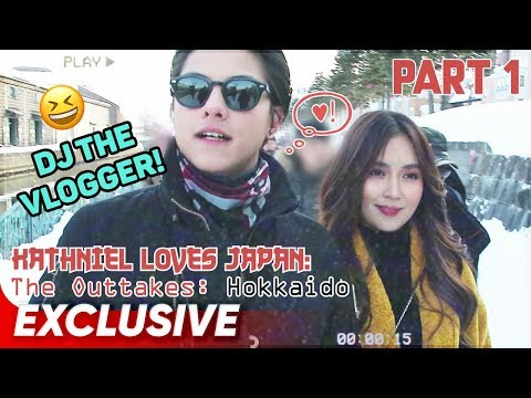 KathNiel Loves Japan: Behind-The-Scenes | Hokkaido | Part 1