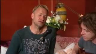 Стинг поёт свой хит на русском языке
