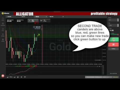 Binary options profitable strategy  How to make money